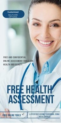 life by design with donnaI free health assessment