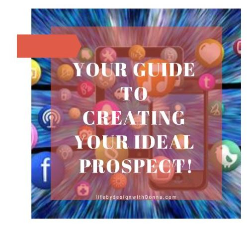 your guide to creating your ideal prospect