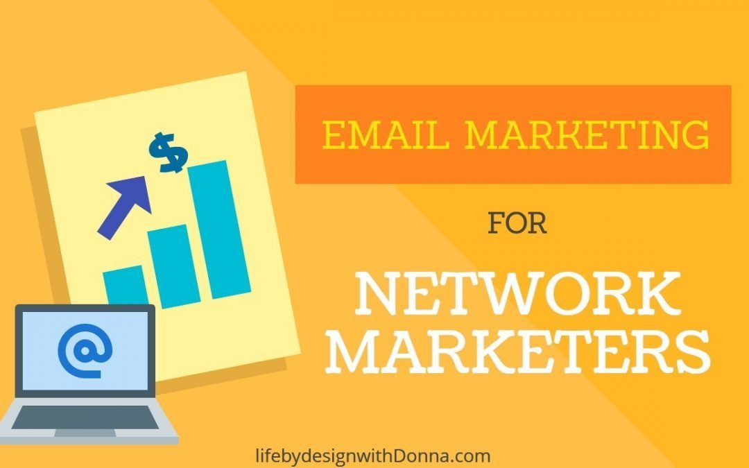 email marketing for network marketers