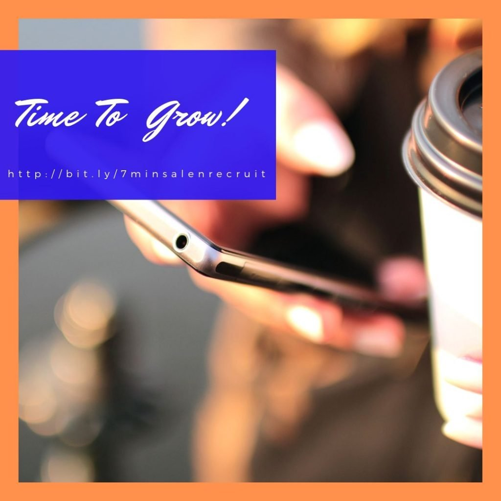 time to grow your network marketing business