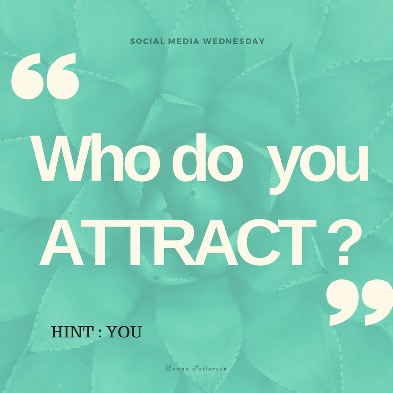 who do you attract